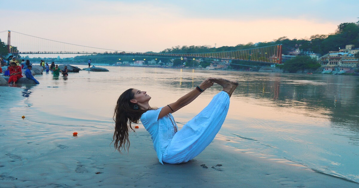 100 yoga teacher training in rishikesh india